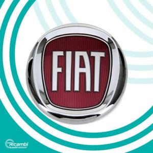 Fregio Fiat Anteriore 95mm 500  Punto Panda Multipla Rosso 95mm da 2007