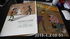 LUCKY LUKE - LE GRAND DUC - BD EO - GOSCINNY / MORRIS- TBE
