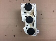 01 02 Civic 1.7L Climate Heater A/C Temperature Control Selector Analog Used OEM