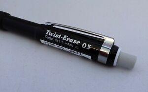 Pentel Twist Erase Mechanical Pencil Ideal Grip For Dyspraxia Dyslexia 0.5mm