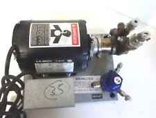 Cornelius Pump and Motor Assembly for Model: Enduro-300 IntelliCarb Dispenser