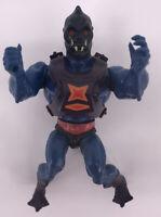 Vintage 1981 He-Man MOTU Masters Universe Figure Complete Webstor Soft Head