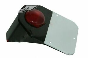 Fits Royal Enfield Classic Plate With Complete Rear Tail Light ECs