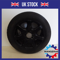 "MERCEDES SLK 230 R170 16"" REAR ALLOY WHEEL WITH TYRE 8J X 16 H2 ET30 1704010302"