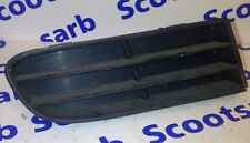 SAAB 9-3 93 Front Bumper Right Hand RH Lower Inner Grille 4564886 98-2003 & Aero