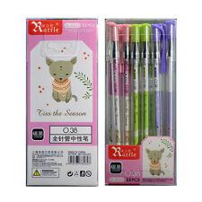 Tiss the Season Black Gel Pen 1 Set of 12