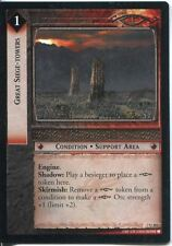 Lord Of The Rings CCG Card RotK 7.U281 Great Siege Towers