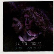 (GQ936) Lauren Housley, Ghost Town Blues - DJ CD