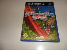 PlayStation 2  PS 2  Rollercoaster World