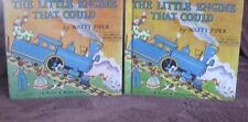 The LITTLE ENGINE That COULD ~ Watty Piper.  G & D Hauman   HbDj 1978    in MELB