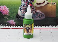 Scream Tattoofarbe 35ml Emerald City Green Tattoo Farbe Tätowierfarbe Ink Color