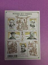 FRANCE 2010 F 4447. Bourse aux timbres 150ème anniversaire NEUFS