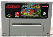 The Jungle Book Dschungelbuch SNES Super Nintendo Spiel Modul