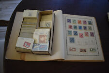 DEALER STOCK LIQUIDATION  MNH MLH USED COVERS FDC FROM COLLECTIONS ETC SEE DESC