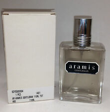 New In Tester Box Aramis Gentleman Eau De Toilette 110ml 3.7oz Spray
