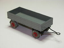 DINKY SUPERTOYS N°551 VINTAGE Large Trailer RARE WHEELS !!! MINT CONDITION