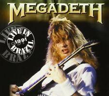 Megadeth – Live In Brazil 1991  new dvd