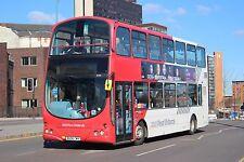 4704 BU06CWX National Express West Midlands Bus 6x4 Quality Bus Photo