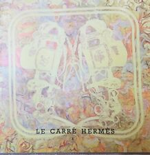 HERMES CARRE Scarf Booklet Book Catalog Spring-Summer 2011 English version