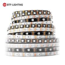 WS2813(WS2812B Mejorada) Tira llevada RGB 60LEDS/M Strip Ligero Direccionable 5V