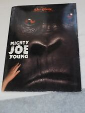 WALT DISNEY PICTURES MIGHTY JOE YOUNG Media Press Package