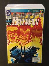 Batman Detective Comics Lot Of 19 Books, #s 661-678 (not complete) With Doubles