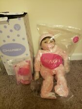 Kaydora Reborn Baby Doll Girl, 22 inch Soft Weighted Body, Cute Lifelike (Lucy)