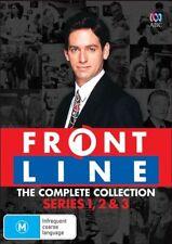 Frontline : Series 1-3 (DVD, 2016, 6-Disc Set) (Region 4) Aussie Release