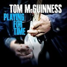 TOM MCGUINNESS - PLAYING FOR TIME DIGIPACK  CD NEUF