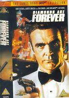 James Bond Diamonds Are Forever (VHS) 2003 Sean Connery