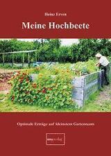 Meine Hochbeete von Heinz Erven (2012, Geheftet)