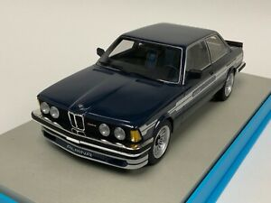 1/18 LS Collectibles BMW 323 Alpina  Turbo from 1983 in Blue  LS020