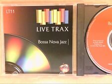 RARE CD COLLECTION LIVE TRAX / BOSSA NOVA JAZZ / MUSIC COMPOSED BY PAUL ABLER