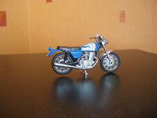 lot moto sidecar yamaha 750 tx ohc bleue polistil
