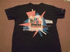 Us Open Of Surfing Hurley Brand T-Shirt-Small United States Hawaii