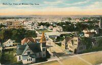 WEBSTER CITY IA – Webster City Birdseye View