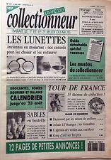 La Vie du Collectionneur n°19- Tour de France Les Lunettes Sables en bouteille