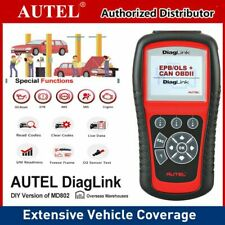 Autel OBDII Scanner Car Engine Transmission ABS SRS Airbag ALL System Diagnostic