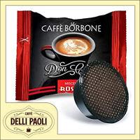 300 Capsule caffè Borbone Compatibili A Modo Mio Don Carlo Red Rossa