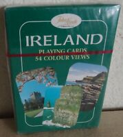 SEALED John Hinde Original Ireland Playing Cards 54 Color Views Deck