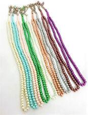 More details for freshwater pearls effect 101 prayer beads tasbih -tasbee tasbi  tasbeeh (30cm)