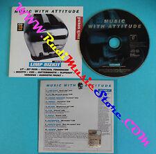 CD singolo Music With Attitude Vol. 32 RSCD032 ITALY 1999 PROMO CARDSLEEVE(S30)