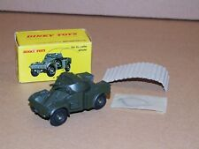 French Dinky 814 AML Panhard Armoured Car Military - Mint Superb !