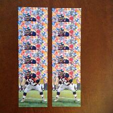 Gary Zimmerman Denver Broncos Lot of 10 unsigned Goal Line Art Cards