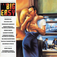 Original Soundtrack - The Big Easy CD. (TOP SOUNDTRACK FROM A GOOD MOVIE)