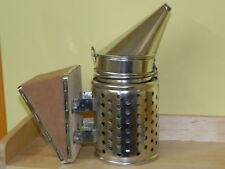 Klein-Smoker 9cm D.verzinkt,Innengitter,Imkerei,Imker,Rauchboy,Kleinsmoker
