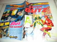 Superman präsentiert : ROTER BLITZ   Sonderheft  Nr.20   DC COMICS / Ehapa 1977