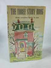 Salem THE THREE STORY BOOK: 3 COMPLETE BOOKS IN ONE Children's Press c. 1951