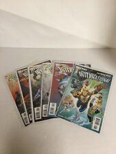 Justice League International 1-6 Lot Set Run Nm Near Mint DC Comics New 52