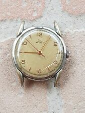"""Rare RECORD watch Swiss cal 107 """"cygne"""" vintage watch to repair a reparer NR"""
